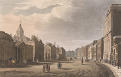 A View of Whitehall and the Horseguards